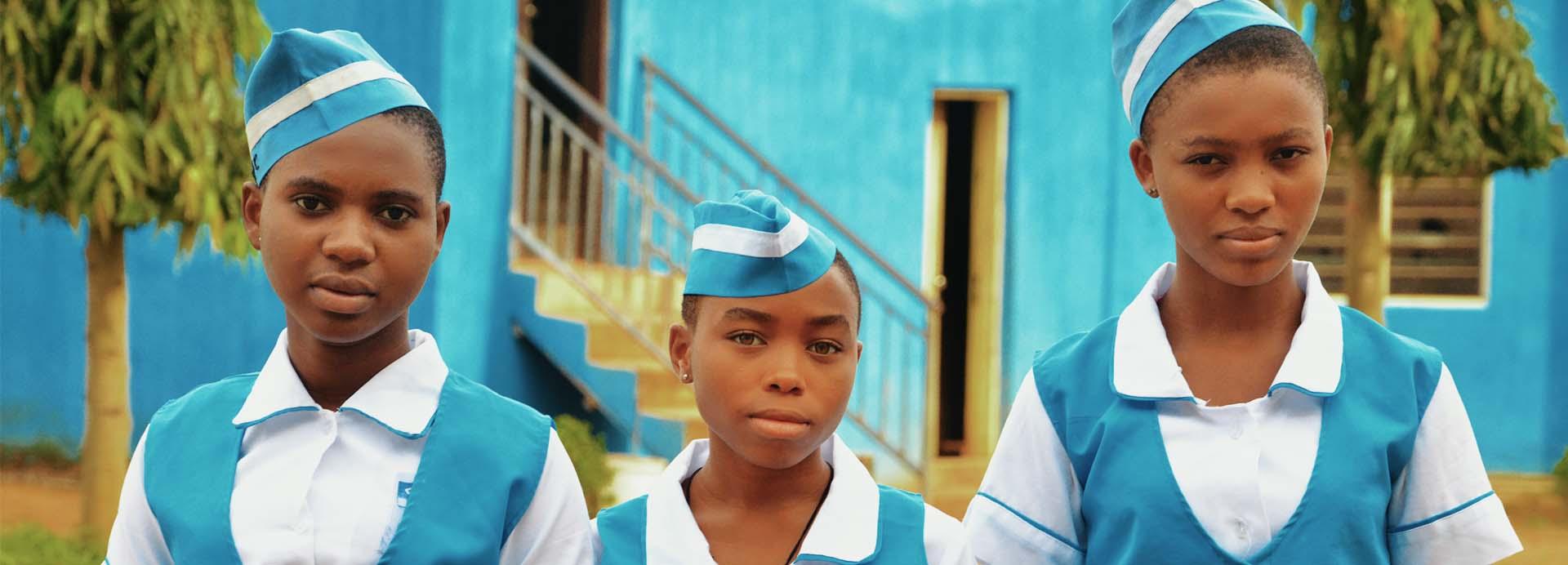 St Monica Girls' Comprehensive College Enugu