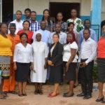 Staff of St Monica
