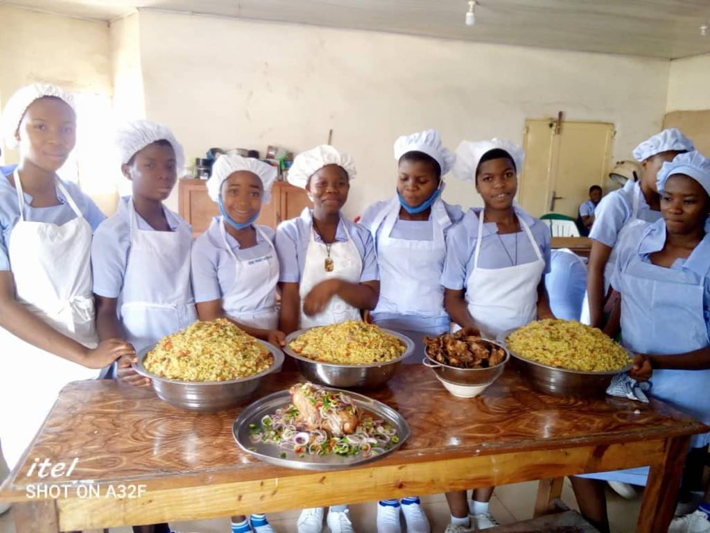SS2 Catering Practicals 16/2/2021